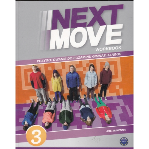 Next Move 2 Students' Book + Exam Trainer
