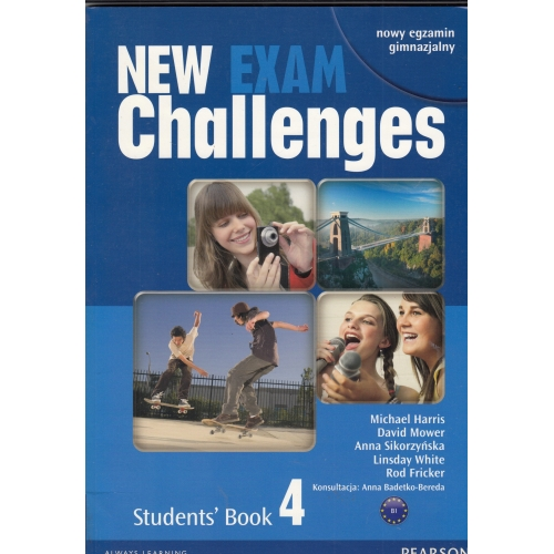 New Exam Challenges 4 Students' Book Anna i in