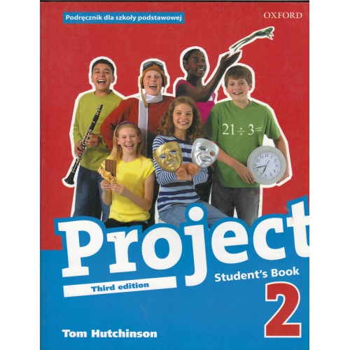 Project third edition Student's Book 2 Tom Hutchin