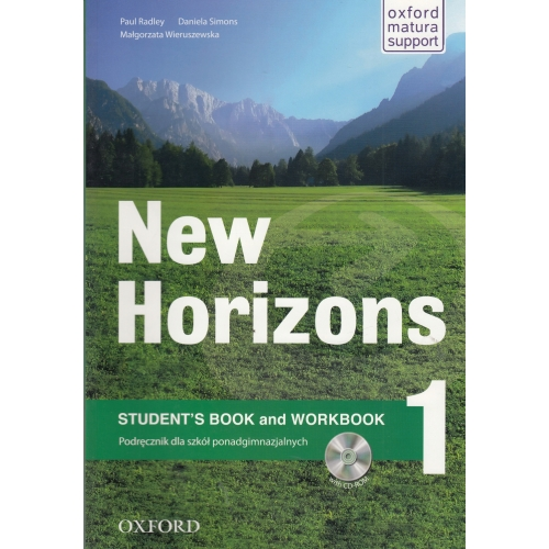 New Horizons 1 Student`s Book and Workbook Radley