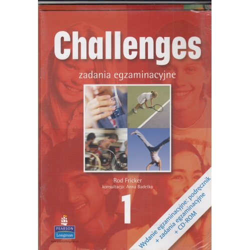 Challenges 1 Students' Book with CD David Mower,
