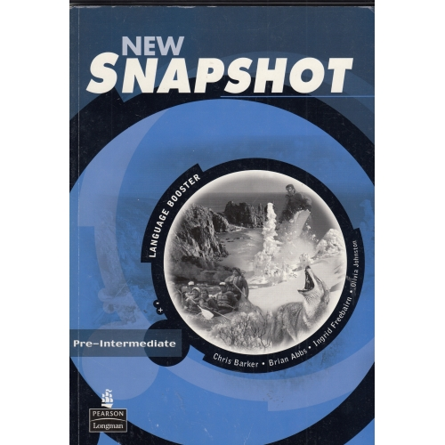 Snapshot New Pre-Intermediate Language Booster NEW